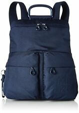 Mandarina Duck Zaino Md20 Backpack M Dress Blue