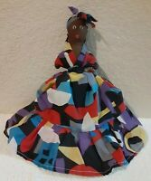 Handcrafted Handmade Topsy-Turvy Cloth Doll