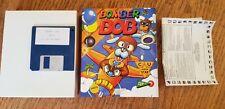 BOMBER BOB - Commodore Amiga - RARE game - Tested & working