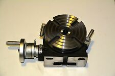 6 INCH/ 150mm ROTARY TABLE FOR MILLING MACHINE HIGH PRECISION 6 INCH DIA HV-6