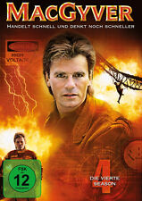 5 DVDs * MACGYVER - STAFFEL / SEASON 4 # NEU OVP +