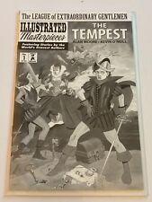 League of Extraordinary Gentlemen The Tempest Variant Alan Moore
