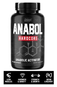 Nutrex ANABOL HARDCORE Anabolic Activator 60 Servings Free Postage