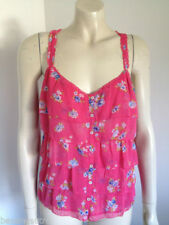 Chiffon Tank, Cami Hand-wash Only Floral Tops & Blouses for Women