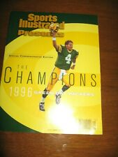 Sports Illustrated 1996 Green Bay Packers, The Champions, Brett Favre .