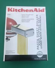 KitchenAid Pasta Sheet Roller And Cutter Set Attachment 5KPRA Boxed