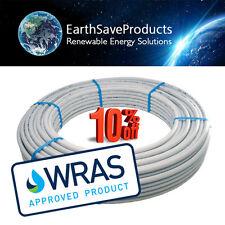 Underfloor heating pipe PEX-AL-PEX UFH pipe 16mm x 2mm 10m rolls, WRAS approved