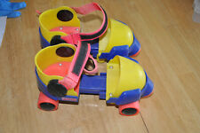 Fisher Price Adjustable Roller Skates