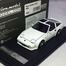 1/43 Scale Ignition IG Nissan Fairlday Z Z31 300ZX White 1988 IG0658