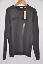 NWT Men's DKNY Jean, Ribbed Cotton Crew-Neck. Size L