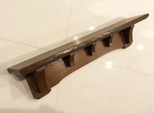 """Craftsman Style 24"""" Wall Shelf"""