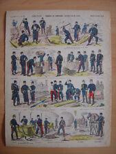 Image d'EPINAL GENIE  Travaux de Campagne Instruction militaire Planche num. 228