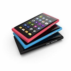 "Unlocked Nokia Lumia N9 N9-00 - 3.9"" 3G Wifi 16GB 8MP NFC Smartphone Original"