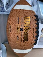 Wilson Wtf1784 Tdy Gst Composite Youth Game Football 1784 Brand New