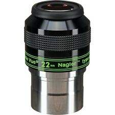 "NEW! Tele Vue Nagler Type-4 22mm Eyepiece (2""): EN4-22.0"