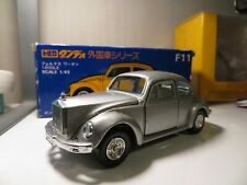 1/43 DANDY VW Volkswagen Beetle 1200LE TOMICA (made in Japan)
