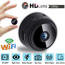 A9 Mini Spy IP Camera Wireless WiFi HD 1080P Hidden Home Cam Night Vision magnet