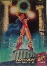 1994 Fleer Ultra X-Men Trading Card - Haven #66 - Super Villains