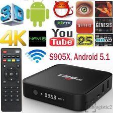 Internet TV e media streamers Quad Core con 8 GB di memoria