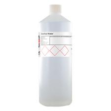 Agua Destilada 1 litros (1L) * pureza más alta & especificación de verificación de calidad *