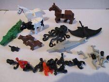 LEGO Konvolut Tiere Tierfiguren #1