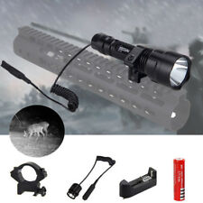 850nm IR illuminator Infrared LED Flashlight IR Hunting Torch Night Vision 18650