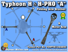 Yuneec Parts-Folding Arm Bracket A for Typhoon H/H-PRO