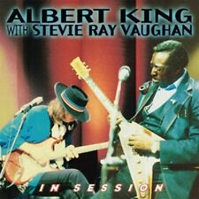 Albert King, Albert King & Stevie Ray Vaughan - In Session [New CD] With DVD, De
