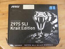 MSI Z97S SLI Krait Edition Motherboard