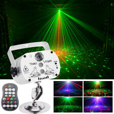 Mini RGB LED Laser Projektor USB Club Show Party Licht Bühnenbeleuchtung Disco