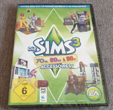 PC Game The Sims 3 70s 80s 90s Stuff Expansion Pack New German Ver English Game