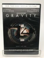 Gravity (DVD, 2013, Special Edition - 2-Disc Set) Widescreen