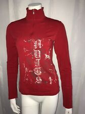 a diamond in the snow ski wear Pull-over size S