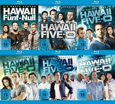 Hawaii Five-O (0) - Staffel 1+2+3+4+5+6 # 34-BLU-RAY-SET-NEU