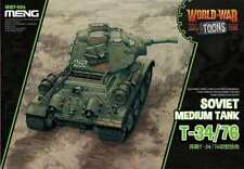 Meng - T-34/76 Soviet Medium Tank World War Toon # WWT-006