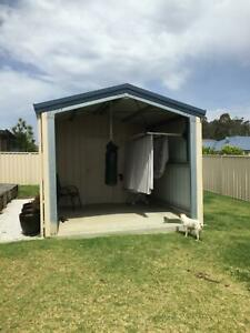 FOR SALE - COLORBOND SHED