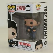 Funko POP! Movies - Vinyl Figure - SCARFACE (Tony Montana) (4 inch) *NON-MINT