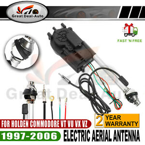 Electric Aerial Antenna For Holden Commodore VT VU VX VZ 1997-2006 Automatic