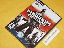 FREEDOM FIGHTERS x PC vers. ITALIANA NUOVO SIGILLATO SOTTOCOSTO BELLISSIMO GIOCO