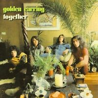 GOLDEN EARRING - TOGETHER  CD NEW