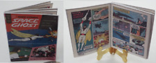 Mini  'SPACE GHOST' Comic Dolls 1:6 playscale Barbie size OPENING printed PAGES