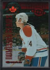TERRY RYAN 1997/98 DONRUSS CANADIAN ICE  #128 DOMINION CANADIENS SP #136/150