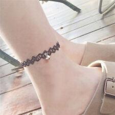 Sandal Beach Women Foot S_V S* Bell Ankle Chain Anklet Bracelet Barefoot