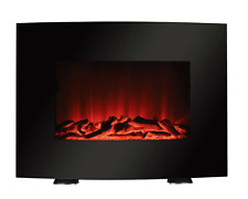 Mainstays Fireplace Heater. Freestanding Or Wall Mounted. Open Box.
