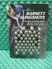 Barnett Slingshot .38 Caliber Steel Hunting Ammo 50 Count #16087