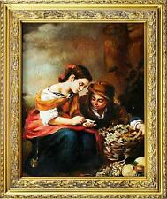 Barocke künstlerische Malereien auf Leinwand mit Porträt- & Personen-Motiv