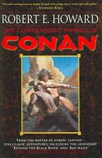 The Conquering Sword of Conan by Robert E Howard (Paperback / softback)