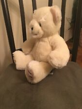 14� Harrods Knightsbridge, My First Harrods Teddy, Cream Color Soft and huggable