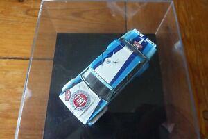 FIAT 131  RALLYE MONTE CARLO 1980 N°10 MARQUE TROFEU  1/43