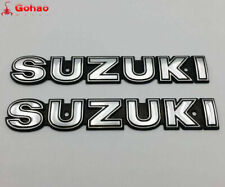 Gas Tank Badges for Suzuki GS 400 425 450 550 850 1000 GSX 750 1100 SB200 GT GN